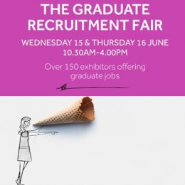 The Manchester Graduate Recruitment Fair 2016